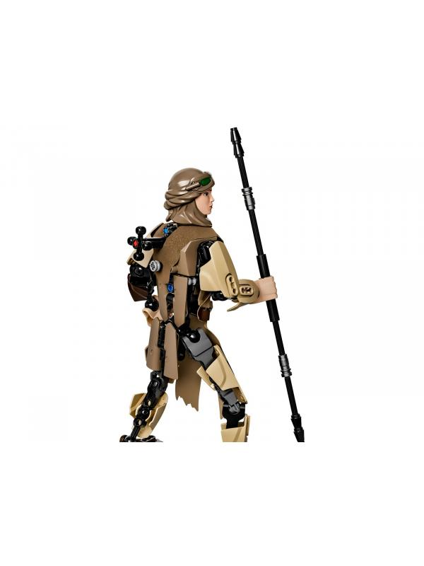 Конструктор DECOOL «Рей» 9017 (Star Wars 75113) 84 детали