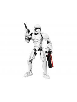 Конструктор Decool «Штурмовик Первого Ордена» 9018 (Star Wars 75114) 81 деталь