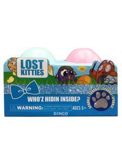 Игровой набор LOST KITTIES 2 Яйца с Котиком