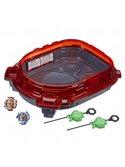 Красная Арена Rail Rish BEYBLADE Burst Слингшок E3629EU4 от Hasbro