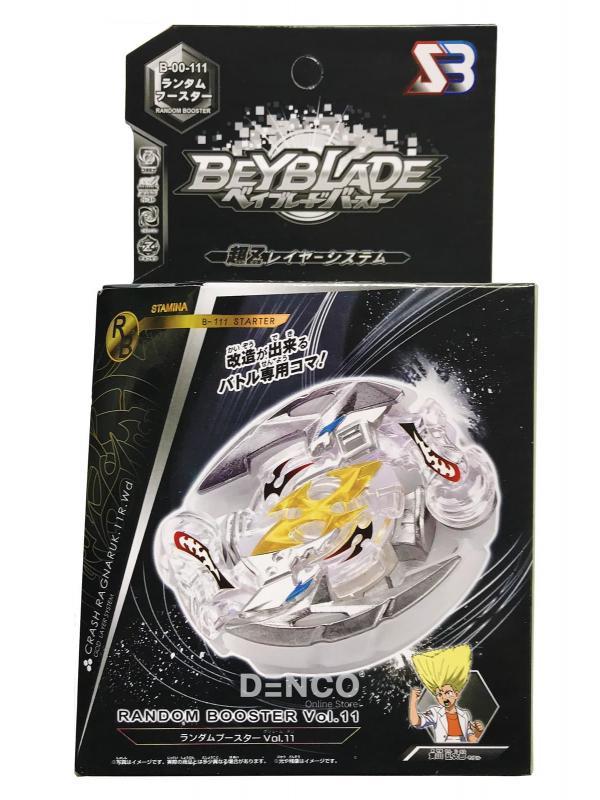Волчок BEYBLADE Burst Roktavor R4 5Cross Volcanic' (Роктавор Крушитель Р4) B-00-111 от SB с Запускателем