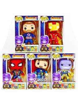 Фигурки MARVEL «Команда Мстителей»