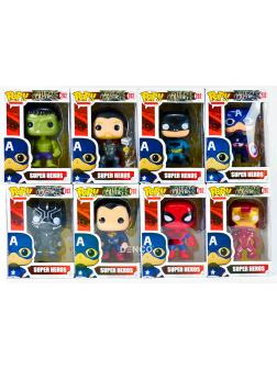 Фигурки «Super Heros» 8 штук
