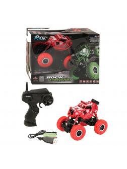 Радиоуправляемый краулер масштаб 1:43, 2.4G, красная,  HB-PY4301 / HuangBo Toys