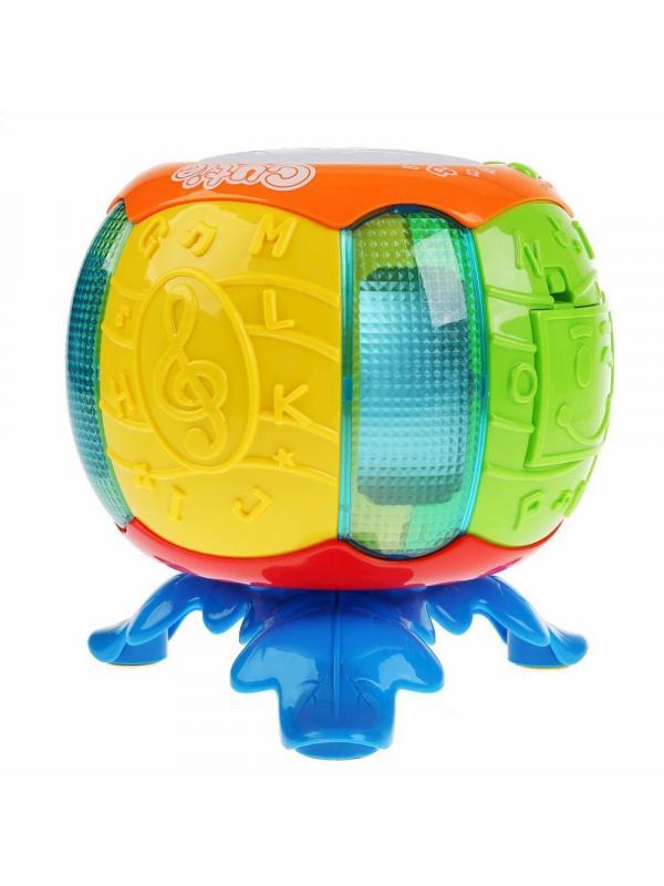 Интерактивная игрушка Play Smart «Музыкальный барабан Тыква» 0932