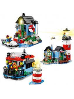 Конструктор Ll «Маяк» 33017 (Minecraft) / 553 детали