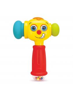 Музыкальная игрушка Play Smart «Забавный молоточек» 7743