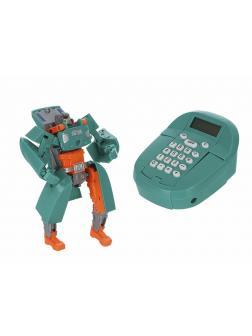 Трансформер «Инфо-охотник» Мега робот-Калькулятор 7538 от Play Smart