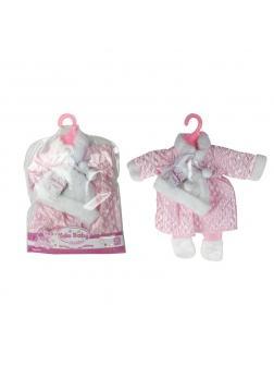 Одежда для куклы 45 см «Yale Baby» D34 / пальто, шапочка, колготки
