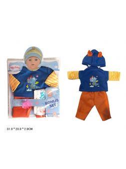 Одежда для кукол Yale baby / BLC207D