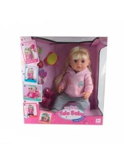 Интерактивная кукла Yale Baby