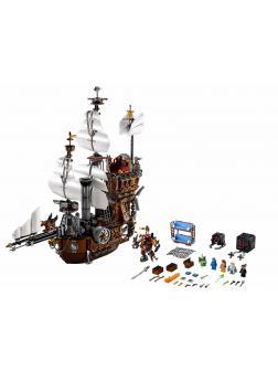 Конструктор King «Корабль Стальной Бороды» 83002 (Movie 2 70810) 2791 деталей