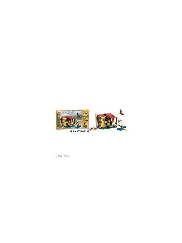 Конструктор Lari «Дикая хижина» 11398 (Creator 31098) / 315 деталей