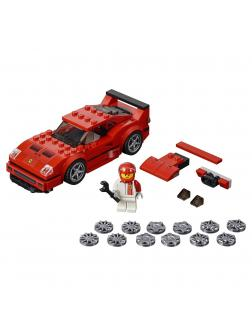 Конструктор Lari «Ferrari F40 Competizione» 11253 (Speed Champions 75890) 186 деталей