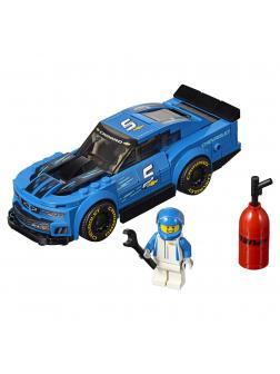 Конструктор Lari «Speed Champions Chevrolet Camaro ZL1 Race Car» 11254 (Speed Champions 75891) / 204 детали