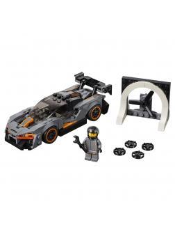 Конструктор Lari «Автомобиль McLaren Senna» 11255 (Speed Champions 75892) / 225 деталей