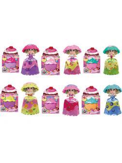 Кукла с зонтиком, 6 видов / Shantou Gepai