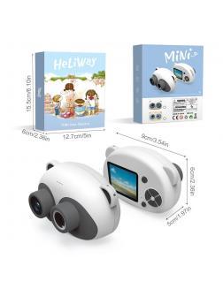 Детский цифровой фотоаппарат HeliWay с двумя камерами «Mini Kids Camera»