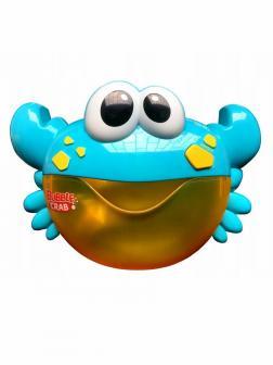 Игрушка для ванны «Bubble Crab / Пенный краб» / Голубой