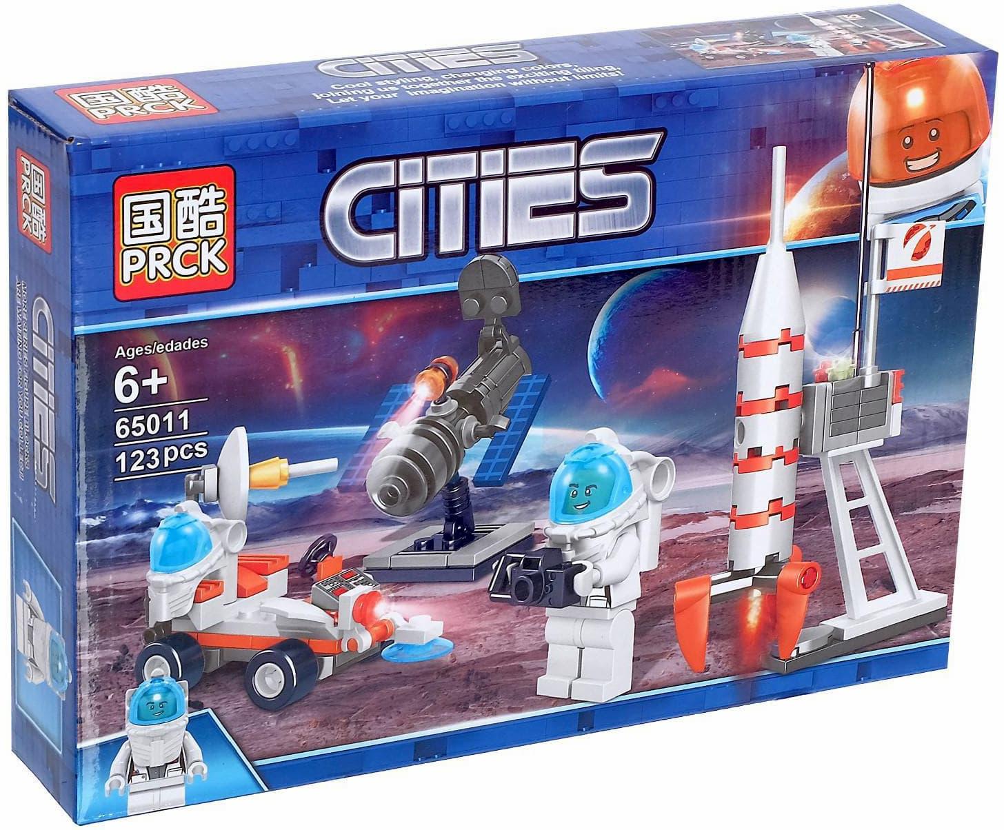 Конструктор PRCK «Космические исследования» 65011 (City) / 391 деталь