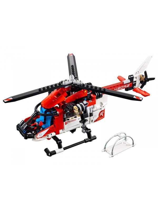 Конструктор LARI «Спасательный вертолёт» 11297 (Technic 42092) 325 деталей