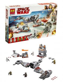 Конструктор Lari «Защита Крайта» 10913 (Star Wars 75202) / 773 детали