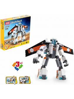 Конструктор Decool «Летающий робот» 3115 (Creator 31034) / 237 деталей