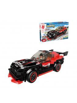 Конструктор Qman «Гоночный автомобиль GT-91» 4201-6 185 деталей