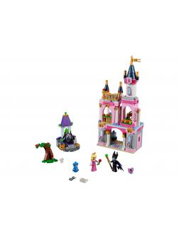 Конструктор DECOOL «Сказочный замок Спящей Красавицы» 70222 (Disney Princess 41152) 328 деталей
