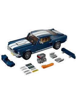 Конструктор King «Ford Mustang» 91024 (Creator Expert 10265) / 1648 деталей