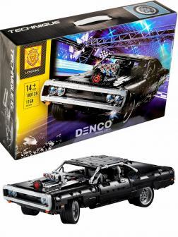 Конструктор LIion King «Dodge Charger Доминика Торетто» 180139 (Technic 42111) / 1168 деталей