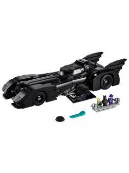 Конструктор Jack «1989 Batmobil» J59005 (DC Batman 76139) / 3856 деталей