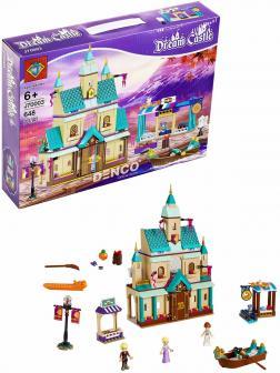 Конструктор Jack «Деревня в Эренделле» J70003 (Disney Princess 41167) / 648 деталей