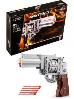 Конструктор Cada «Револьвер» C81011 475 деталей