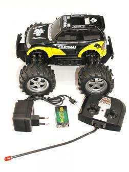 Радиоуправляемый джип, Play Smart.
