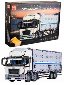 Конструктор Mould King «Wing Body Truck» 13139, на радиоуправлении / 4166 деталей