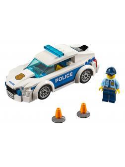 Конструктор Lari «Автомобиль полицейского патруля» 11206 (City 60239) / 98 деталей