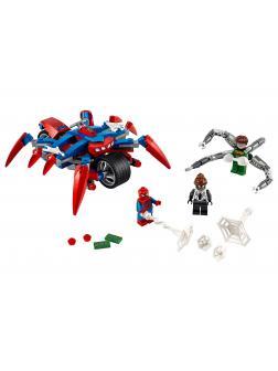 Конструктор Lari «Человек-Паук против Доктора Осьминога» 11498 (Super Heroes 76148) 252 детали