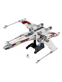 Конструктор KING «Истребитель Red Five X-wing Starfighter» 81041 (Star Wars 10240) 1586 деталей