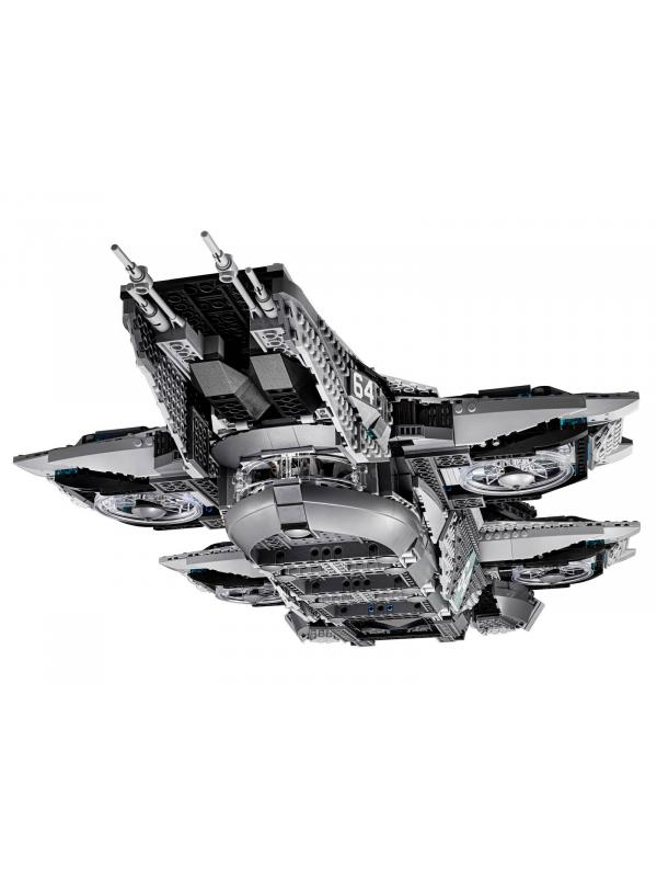 Конструктор LION KING «Геликарриер - воздушный перевозчик организации Щ.И.Т.» 180081 (Super Heroes 76042) / 3058 деталей