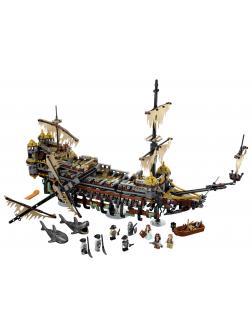 Конструктор Lion King «Безмолвная Мэри» 180141 (Pirates of the Caribbean 71042) / 2372 детали