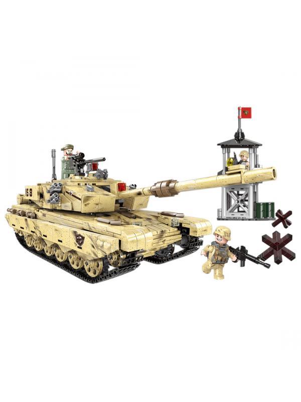 Конструктор XINGBAO «Танк 99» XB-06021 / 1340 деталей