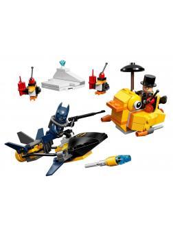 Конструктор Bl «Batman: Пингвинья Битва» 10225 (Super Heroes 76010) 136 деталей
