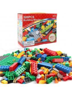 Конструктор Building Blocks 500 деталей