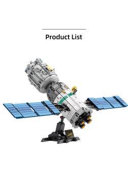 Конструктор Sembo Block «Космическая станция» 203302 / 804 детали