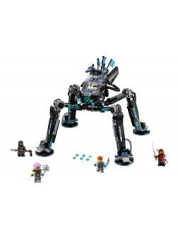 Конструктор Lp «Водяной робот» 06054 (70611), 528 деталей