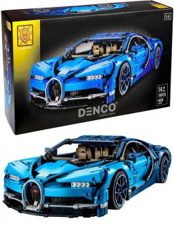 Конструктор Lion King «Bugatti Chiron» 180103 (Technic 42083) / 4028 деталей