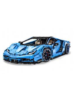 Конструктор Cada «Lamborghini Centenario» радиоуправляемый C61041W / 3842 детали