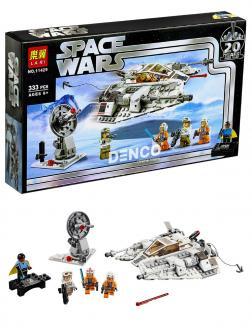 Конструктор Lari «Снежный спидер» 11429 (Star Wars 75259) / 333 детали