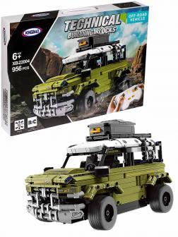 Конструктор XingBao «Внедорожник Land Rover Defender» XB-22004 / 956 деталей